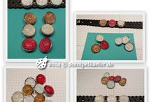 eigene Cabochons / selbst erstellte Cabochons