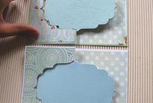 part die cut card