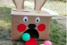 easter outdoor games