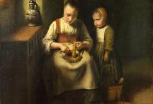 17. Jahrhundert Frauen