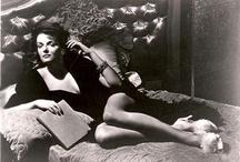 Actresses... vintage.