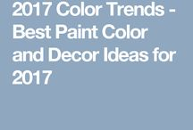 Design Trends for 2017