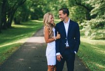 {engagement photos} / Smile