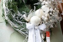 dekoracie na zimu 2016
