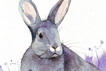 Art - Animals / by Peggy Bousman