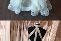 Piece prom dress