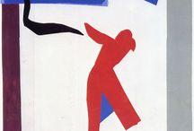Matisse... / Works of Henri Matisse / by Kimberlee Robinson