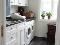Laundry room / by Kate Farrer