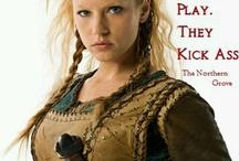 Vikings, hell yeah