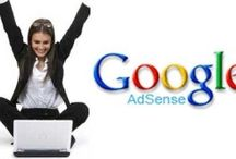 Adsense / AdSense is a program run by Google that allows publishers to serve automatic text, image, video, or interactive media advertisements that are targeted to site content and audience.