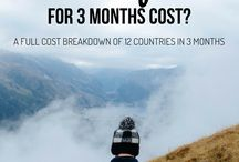 Travel cost & budgets