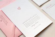 Wedding invitacions