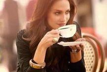Coffee & Woman...