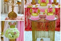 Minnie Mouse Birthday Party / by Gem Veranda Beading Birthday Parties