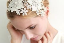 wedding / wedding dress 、 head dress