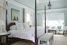 guest and boy  room interior design / by Danielle Hobbs-Redick