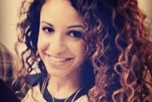 Danielle Peazer / Danielle is Liam Payne´s girlfriend before I (annie VIP) meet him. Up to then we shall all fangirl on dani