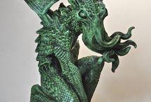 Cthulhu / Rund um den Cthulhu Mythos von H. P. Lovecraft