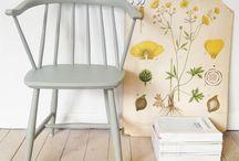 målning av möbler