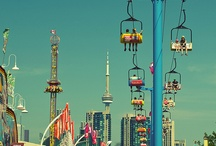 Canadian National Exhibition -Toronto / by English Teacher Melanie