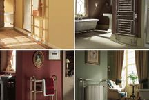 Towel Warmers / Wouldn't a towel warmer in your bathroom give you the luxury you deserve? Shop at Plumbtile.com for your bathroom accessories,