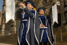 Ceremonial Trumpeters