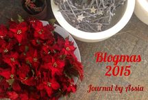 Blogmas @ Journal by Assia / http://www.assiashahin.com/p/blogmas.html
