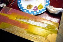 Josey's Art School - Art parties in AZ for girls