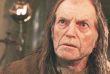 Research - Argus Filch / Research on Argus Filch for the cosplay we are creating based on him