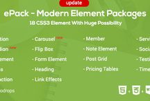 17+ CSS3 Element Packages