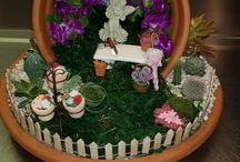 Our latest Miniature Gardens and Fairy Gardens. All stock from our store: http://www.terrificterrariumsandfairygardens.co.nz
