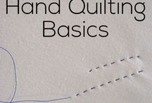 Quilts - 'How To' Tutorials