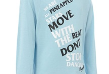 Pineapple Dancewear - NEW for Summer 2013 / Check out the fantastic dancewear range from Pineapple for Spring Summer 2013