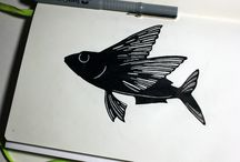 T. Borodina 11DM sketchbook