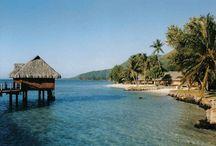 Verão, paraíso, férias....