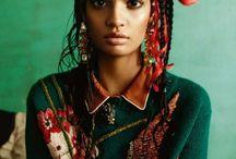Vogue india inspired (insta: @charlithestylist)