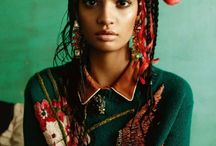 Vogue india inspired (insta: @charli_stylist)