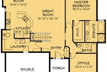 Home: House plans / Dream house plans / by Randa | The Bewitchin' Kitchen