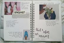 Scrap and journaling inspo
