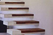 Escaleras / Innovación en escaleras