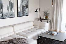 Skandinavisk interiør