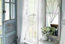 Chic Countryside / Romantic decor