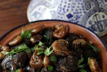Morocco foods