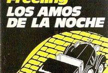 COTXES / Visions de l'automòbil en les cobertes de novel·la negra i policíaca.