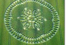 Crop Circles - Gods Signs in the earth.