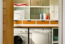 Laundry & Entry Way