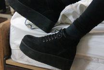platå sko
