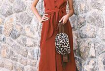 oui j'aime bien les robes!