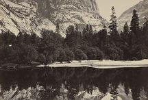 Yosemite: A Storied Landscape / Images from my iBook of stories from Yosemite's history.
