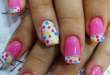 cute nails / by Brittany Chimner